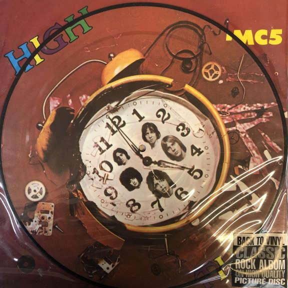 MC5 High Time LP 0