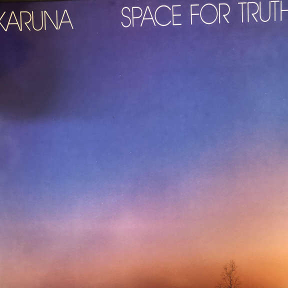 Karuna Space For Truth LP 0