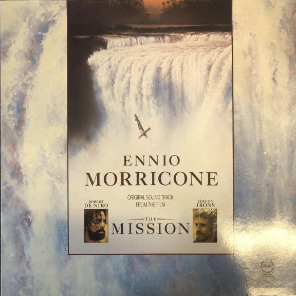 Ennio Morricone The Mission LP 0