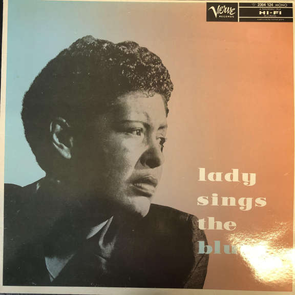 Billie Holiday Lady Sings The Blues LP 0