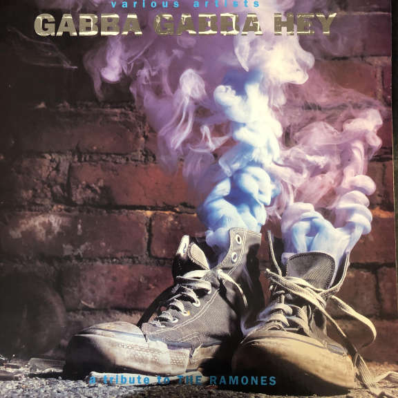 Various Gabba Gabba Hey - A Tribute To The Ramones LP 0