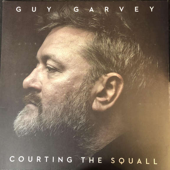 Guy Garvey Courting The Squall LP 0