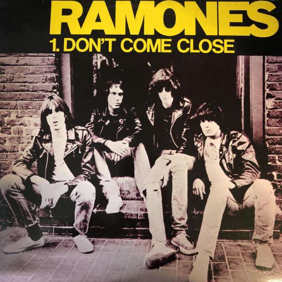Ramones Don't Come Close LP 0