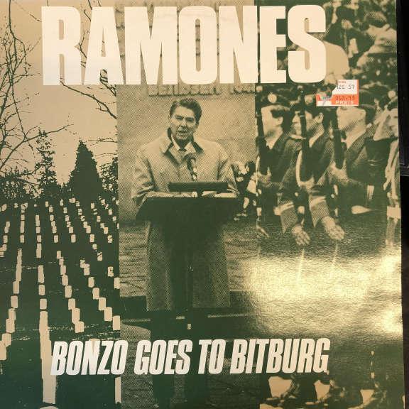 Ramones Bonzo Goes To Bitburg LP 0