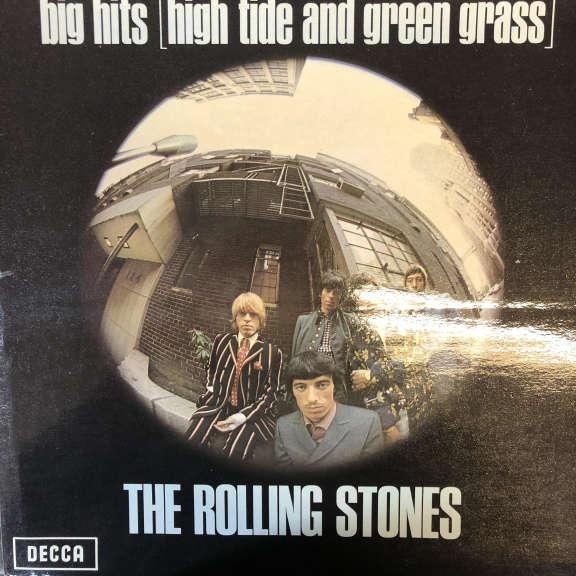 The Rolling Stones Big Hits [High Tide And Green Grass] LP 0
