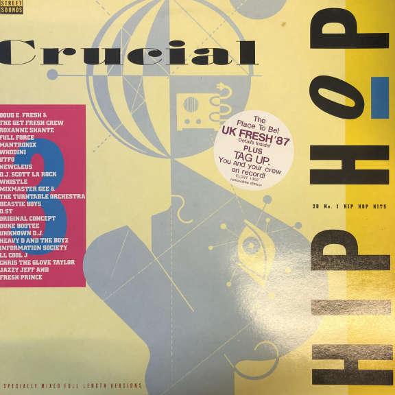 Various Street Sounds Crucial Electro 3 LP 0