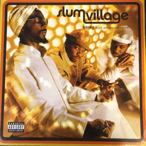 Slum Village Trinity (Past, Present And Future) LP 0