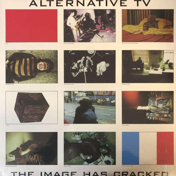 Alternative TV The Image Has Cracked LP 0