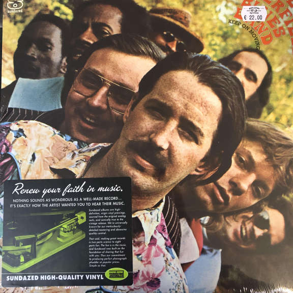The Butterfield Blues Band Keep On Moving LP 0