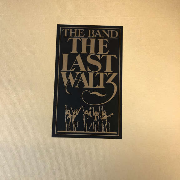 The Band The Last Waltz  LP 0