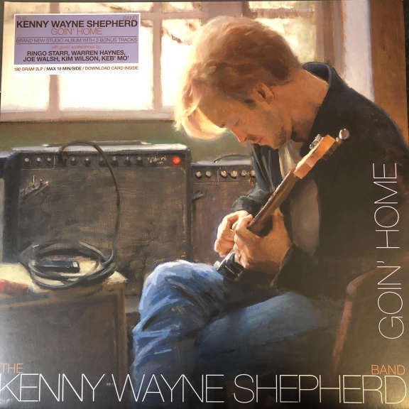 The Kenny Wayne Shepherd Band Goin' Home LP 0