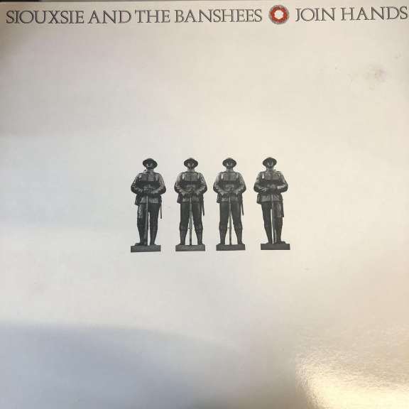 Siouxsie And The Banshees Join Hands  LP 0