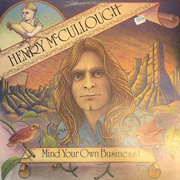Henry McCullough Mind Your Own Business! LP 0