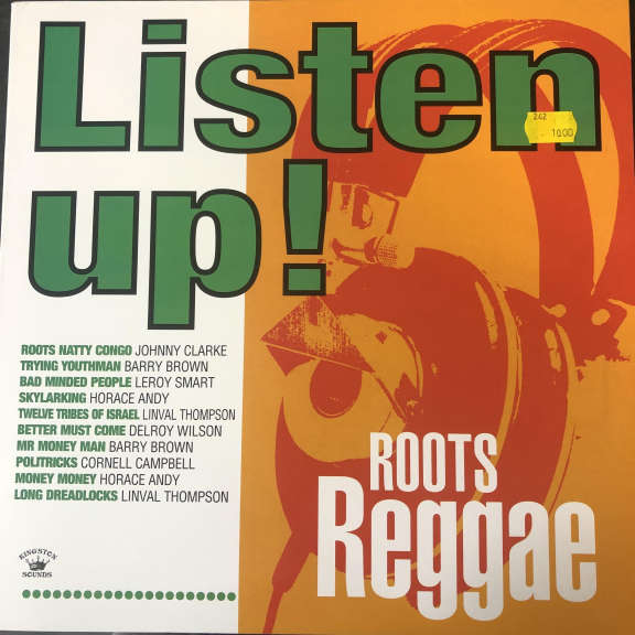 Various Listen Up! Roots Reggae LP 0