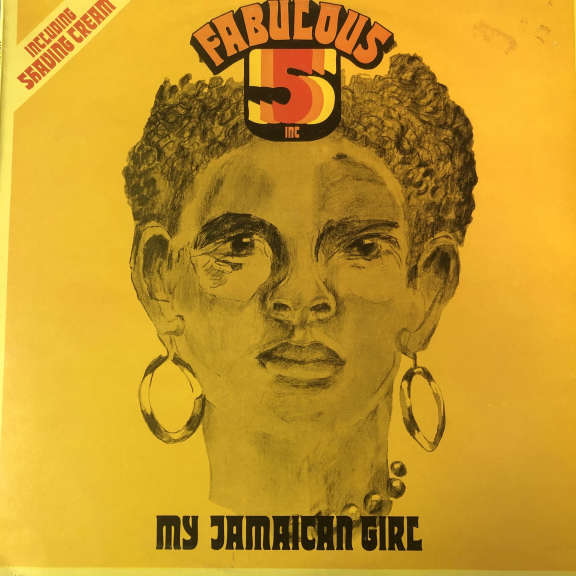 Fabulous 5 Inc My Jamaican Girl LP 0