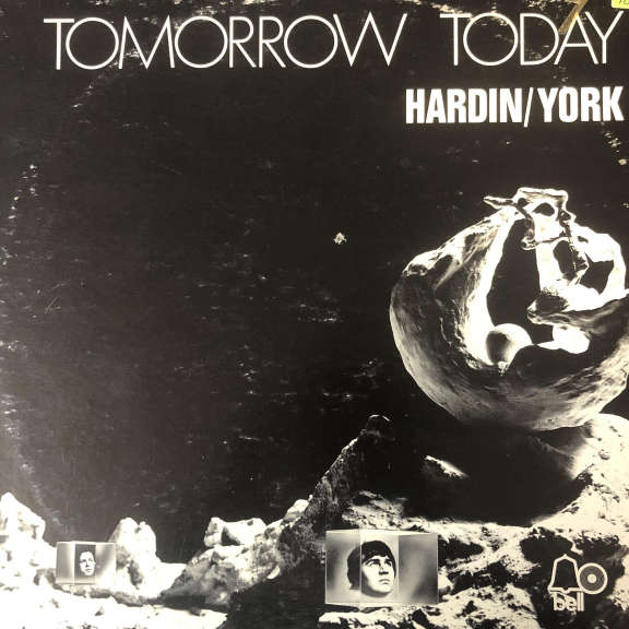 Eddie Hardin / Peter York Tomorrow, Today LP 0