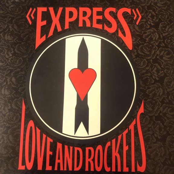 Love And Rockets Express LP 0