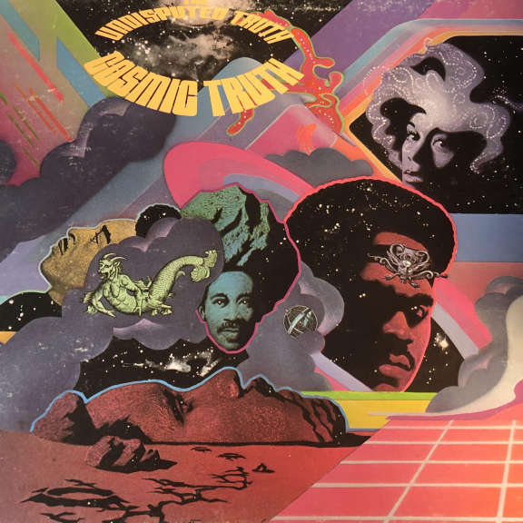 The Undisputed Truth Cosmic Truth LP 0