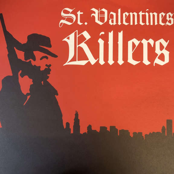 The Hellacopters / The Datsuns / The Flaming Sideburns / The Casanovas St. Valentines Killers LP 0