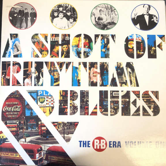 Various A Shot Of Rhythm & Blues: The R&B Era Volume One LP 0