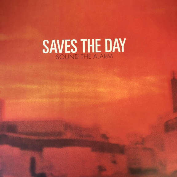 Saves The Day Sound The Alarm LP 0