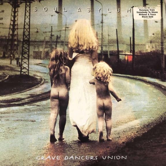 Soul Asylum Grave Dancers Union LP 0