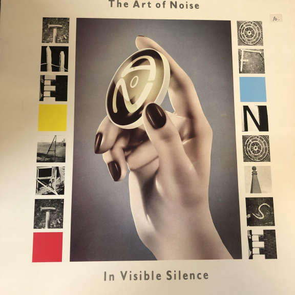 The Art Of Noise In Visible Silence LP 0
