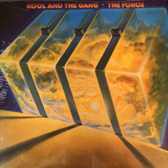 Kool And The Gang The Force LP 0