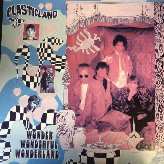 Plasticland Wonder Wonderful Wonderland LP 0