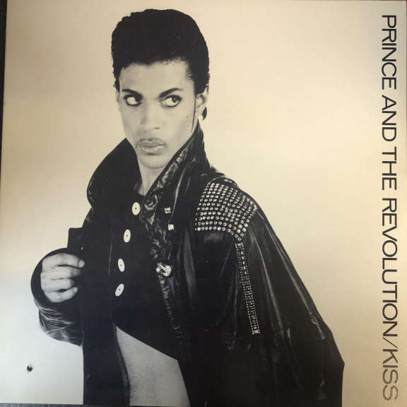 Prince And The Revolution Kiss LP 0