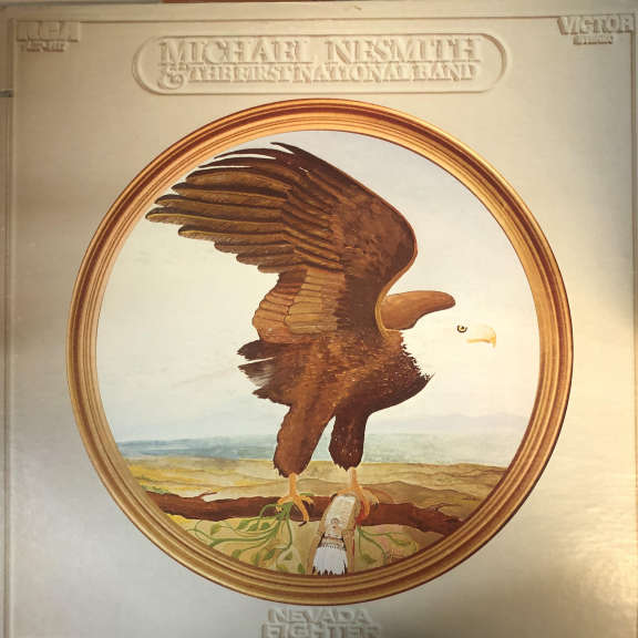 Michael Nesmith & The First National Band Nevada Fighter LP 0