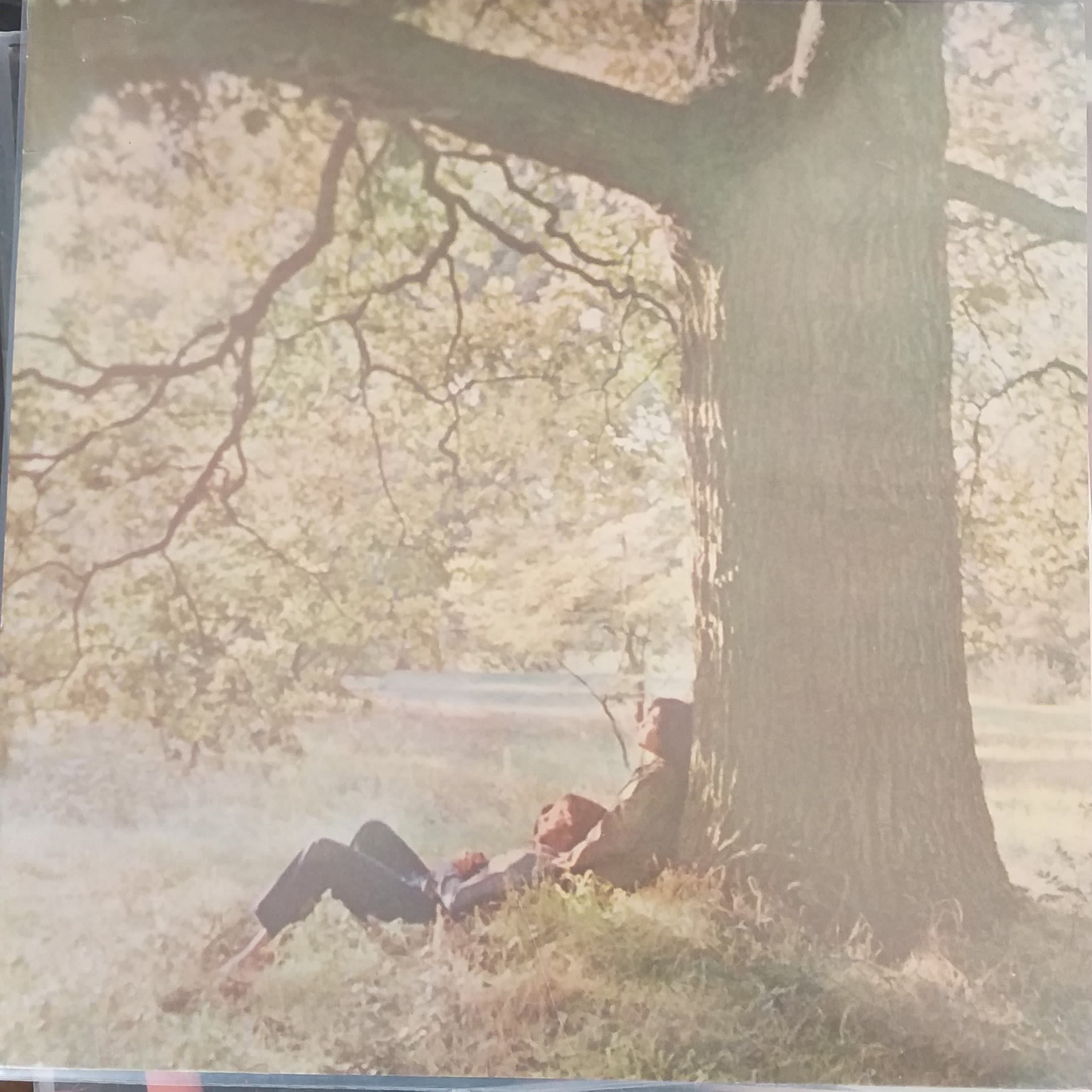 John Lennon  Plastic Ono band LP undefined
