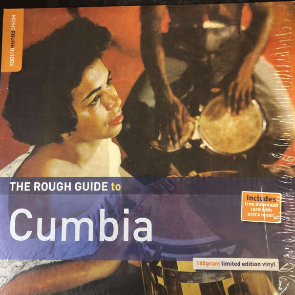 Various The Rough Guide To Cumbia LP 0