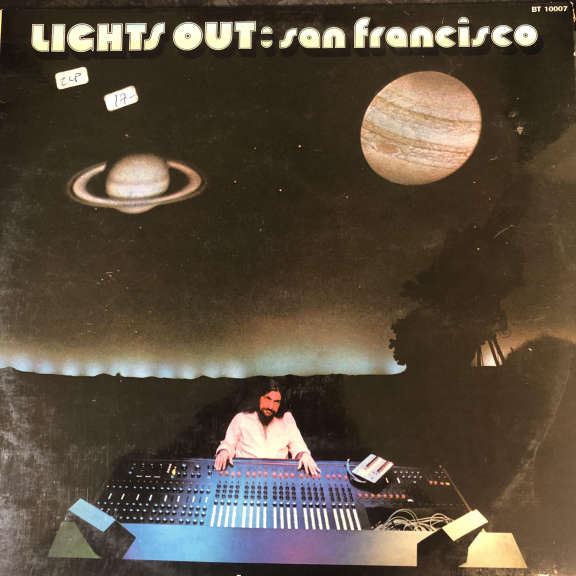 Various Lights Out: San Francisco (Voco Presents The Soul Of The Bay Area) LP 0