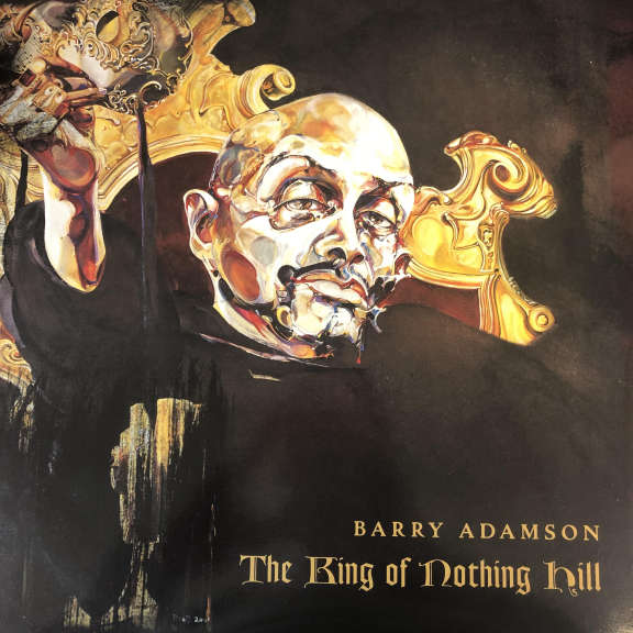 Barry Adamson The King Of Nothing Hill LP 0