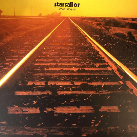 Starsailor Love Is Here LP 0