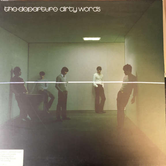 The Departure Dirty Words LP 0