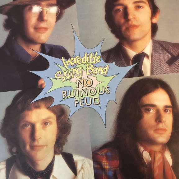 The Incredible String Band No Ruinous Feud LP 0