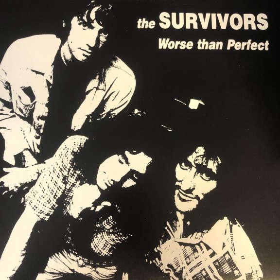 The Survivors Worse Than Perfect LP 0