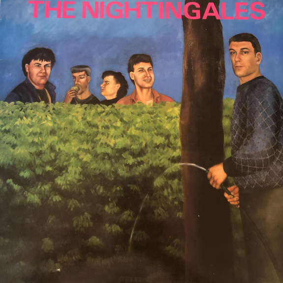 The Nightingales In The Good Old Country Way LP 0