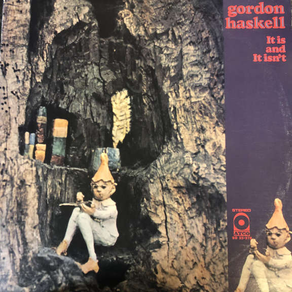 Gordon Haskell It Is And It Isn't LP 0
