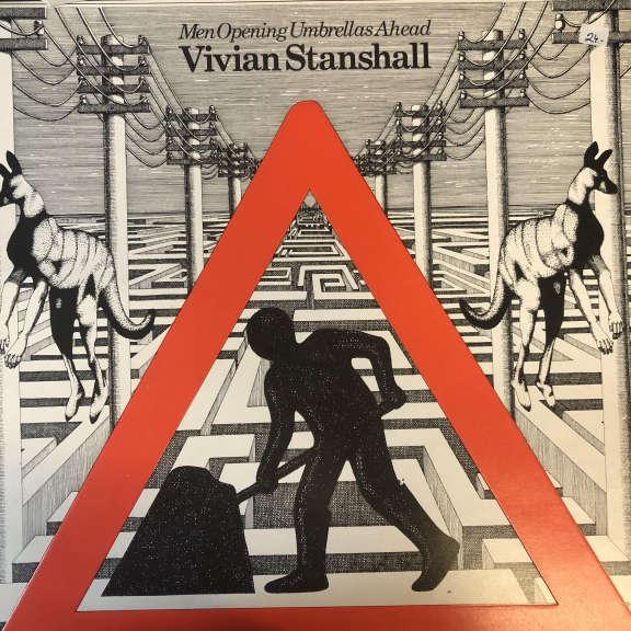 Vivian Stanshall Men Opening Umbrellas Ahead LP 0