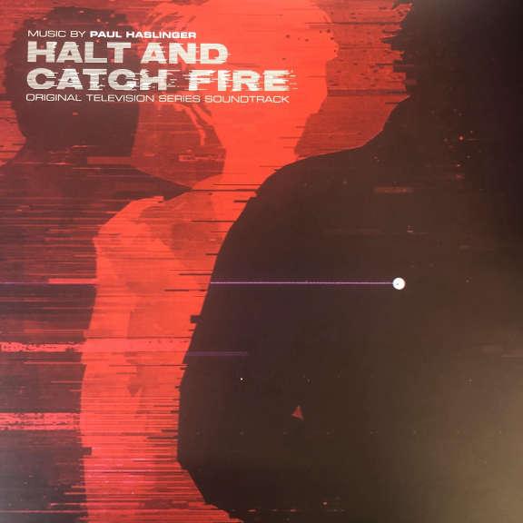 Paul Haslinger Halt And Catch Fire (Original Television Series Soundtrack) LP 0