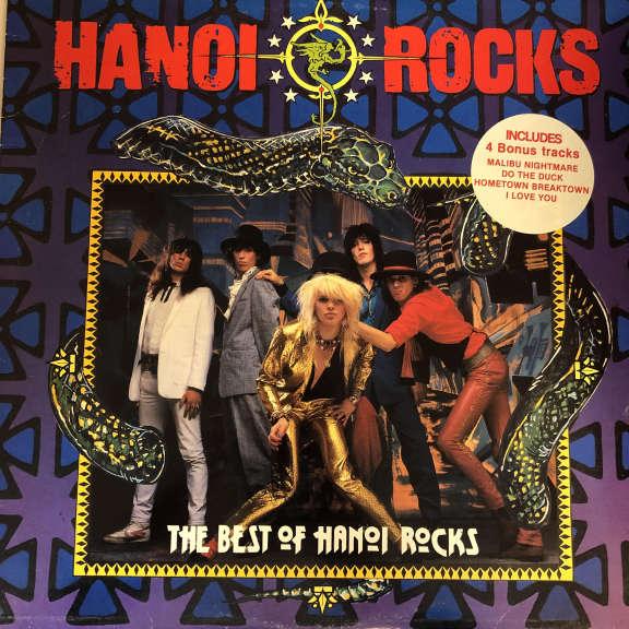 Hanoi Rocks The Best Of Hanoi Rocks  LP 0