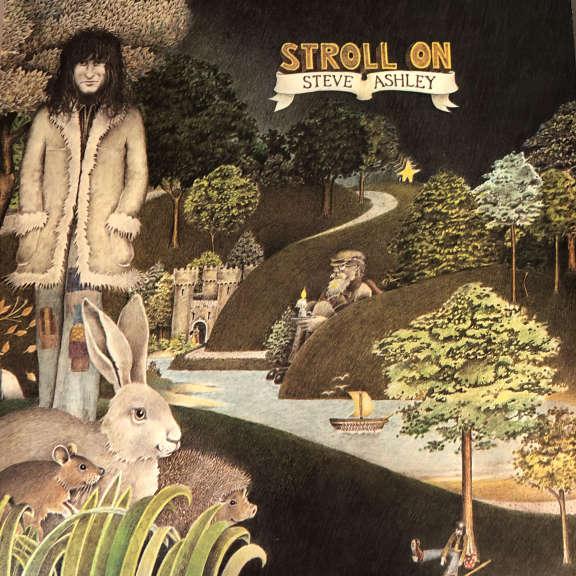 Steve Ashley Stroll On LP 0