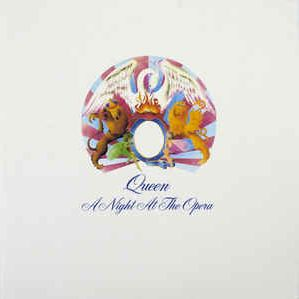 QUEEN A Night At The Opera 180G [UUSI LP] LP undefined