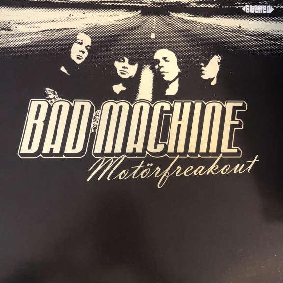Bad Machine Motörfreakout LP 0