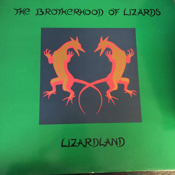 The Brotherhood Of Lizards Lizardland LP 0