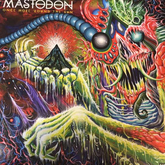 Mastodon Once More 'Round The Sun LP 0