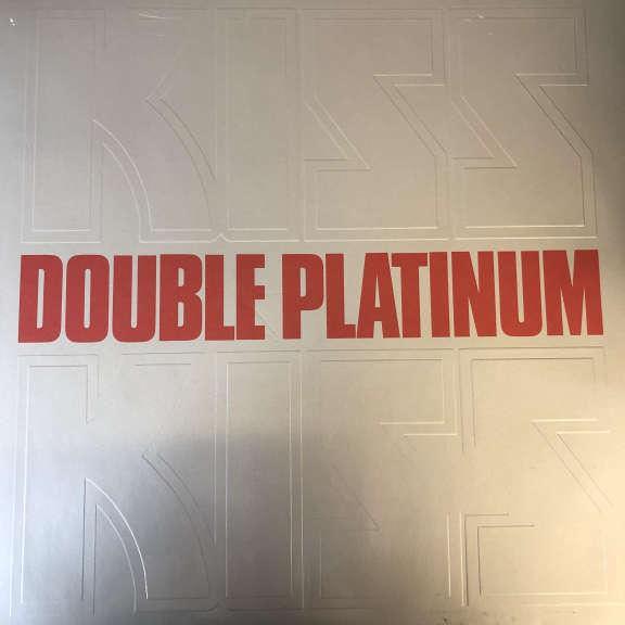 Kiss Double Platinum LP 0